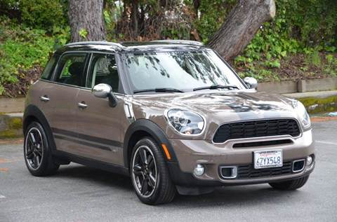 2012 MINI Cooper Countryman for sale at Brand Motors llc - Belmont Lot in Belmont CA