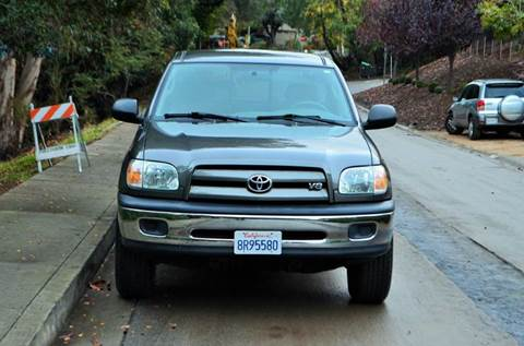 2005 Toyota Tundra for sale at Brand Motors llc in Belmont CA