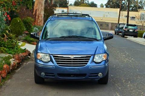 2007 Chrysler Town and Country for sale at Brand Motors llc in Belmont CA