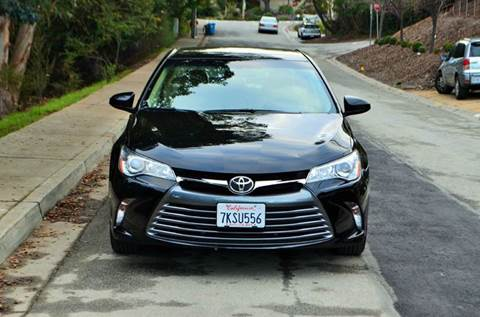 2015 Toyota Camry for sale at Brand Motors llc in Belmont CA