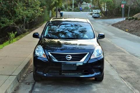2014 Nissan Versa for sale at Brand Motors llc in Belmont CA