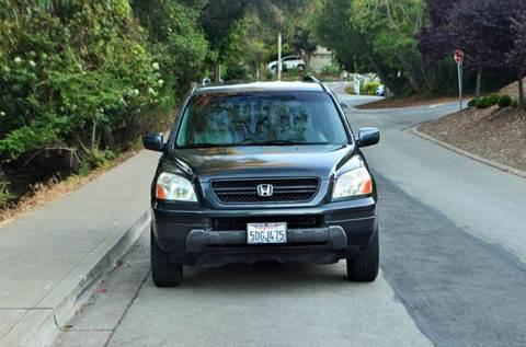 2003 Honda Pilot for sale at Brand Motors llc in Belmont CA