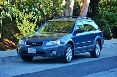 2006 Subaru Outback for sale at Brand Motors llc in Belmont CA