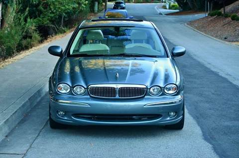2004 Jaguar X-Type for sale at Brand Motors llc in Belmont CA