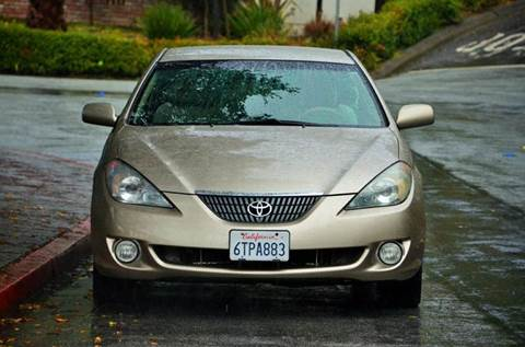 2006 Toyota Camry Solara for sale at Brand Motors llc in Belmont CA