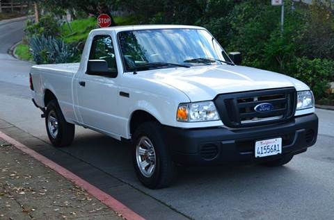 2010 Ford Ranger for sale at Brand Motors llc in Belmont CA