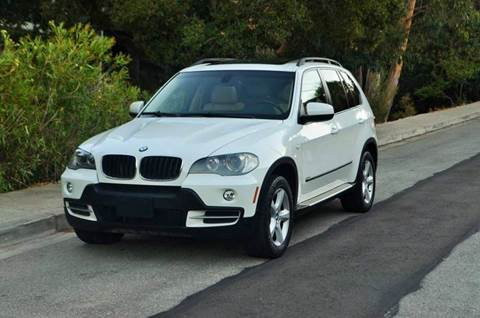 2008 BMW X5 for sale at Brand Motors llc in Belmont CA
