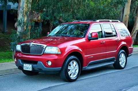 2003 Lincoln Aviator for sale at Brand Motors llc in Belmont CA