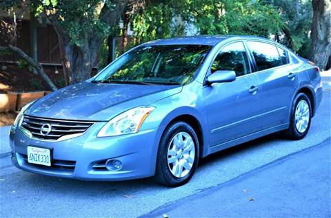 2011 Nissan Altima for sale at Brand Motors llc - Belmont Lot in Belmont CA