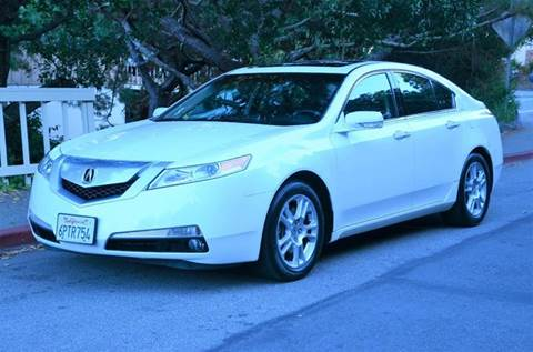 2011 Acura TL for sale at Brand Motors llc - Belmont Lot in Belmont CA