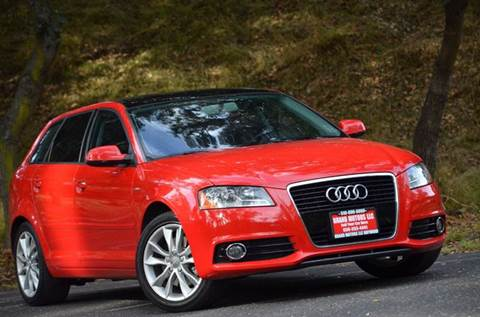 2012 Audi A3 for sale at Brand Motors llc - Belmont Lot in Belmont CA
