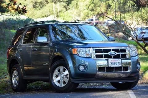 2010 Ford Escape Hybrid for sale at Brand Motors llc - Belmont Lot in Belmont CA