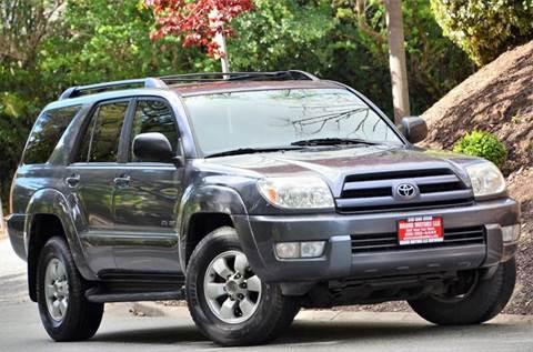 2004 Toyota 4Runner for sale at Brand Motors llc in Belmont CA