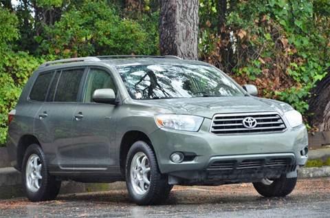 2008 Toyota Highlander for sale at Brand Motors llc - Belmont Lot in Belmont CA