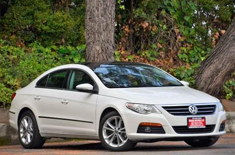 2009 Volkswagen CC for sale at Brand Motors llc - Belmont Lot in Belmont CA