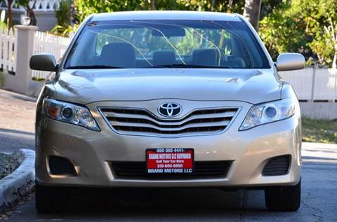 2011 Toyota Camry for sale at Brand Motors llc - Belmont Lot in Belmont CA