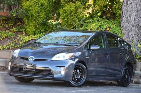 2013 Toyota Prius for sale at Brand Motors llc - Belmont Lot in Belmont CA
