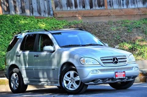 2005 Mercedes-Benz M-Class for sale at Brand Motors llc - Belmont Lot in Belmont CA