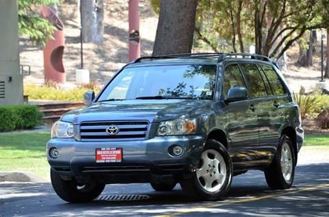 2004 Toyota Highlander for sale at Brand Motors llc - Belmont Lot in Belmont CA