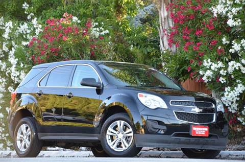 2014 Chevrolet Equinox for sale at Brand Motors llc - Belmont Lot in Belmont CA
