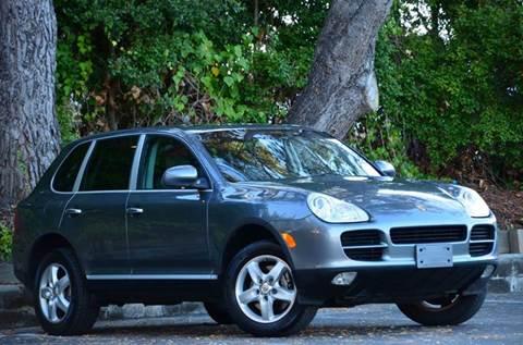 2004 Porsche Cayenne for sale at Brand Motors llc - Belmont Lot in Belmont CA