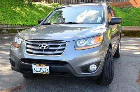 2010 Hyundai Santa Fe for sale at Brand Motors llc - Belmont Lot in Belmont CA