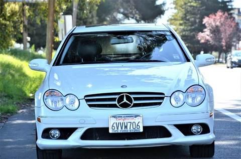 2008 Mercedes-Benz CLK for sale at Brand Motors llc - Belmont Lot in Belmont CA