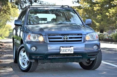 2006 Toyota Highlander for sale at Brand Motors llc - Belmont Lot in Belmont CA