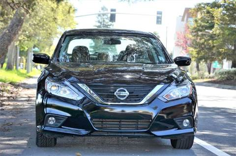 2018 Nissan Altima for sale at Brand Motors llc - Belmont Lot in Belmont CA