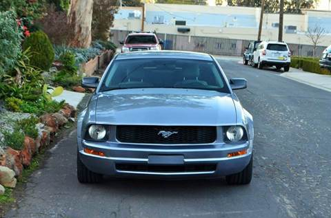 2007 Ford Mustang for sale at Brand Motors llc in Belmont CA