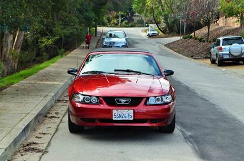 2004 Ford Mustang for sale at Brand Motors llc in Belmont CA