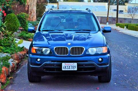 2001 BMW X5 for sale at Brand Motors llc in Belmont CA
