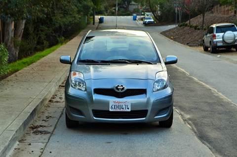 2010 Toyota Yaris for sale at Brand Motors llc in Belmont CA