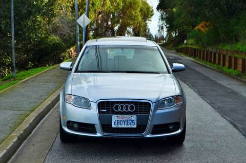 2008 Audi A4 for sale at Brand Motors llc in Belmont CA
