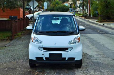 2012 Smart fortwo for sale at Brand Motors llc in Belmont CA