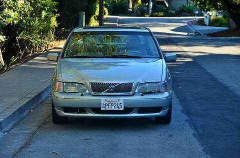 2000 Volvo S70 for sale at Brand Motors llc in Belmont CA