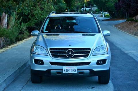 2007 Mercedes-Benz M-Class for sale at Brand Motors llc in Belmont CA