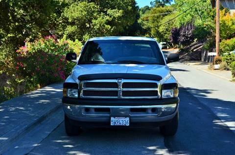 2000 Dodge Ram Pickup 1500 for sale at Brand Motors llc in Belmont CA