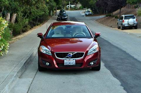 2012 Volvo C70 for sale at Brand Motors llc in Belmont CA