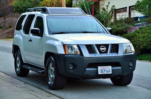 2007 Nissan Xterra for sale at Brand Motors llc in Belmont CA