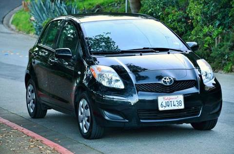 2010 Toyota Yaris for sale at Brand Motors llc in Belmont CA