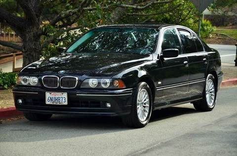 2003 BMW 5 Series for sale at Brand Motors llc in Belmont CA