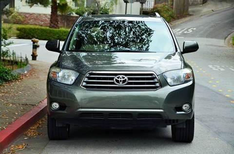 2008 Toyota Highlander for sale at Brand Motors llc in Belmont CA