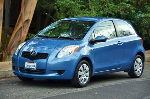 2008 Toyota Yaris for sale at Brand Motors llc in Belmont CA