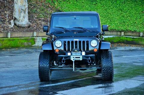 2007 Jeep Wrangler for sale at Brand Motors llc in Belmont CA