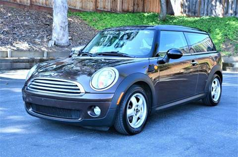 2009 MINI Cooper Clubman for sale at Brand Motors llc - Belmont Lot in Belmont CA