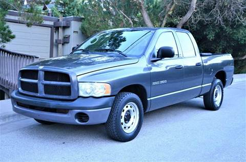 2004 Dodge Ram Pickup 1500 for sale at Brand Motors llc - Belmont Lot in Belmont CA