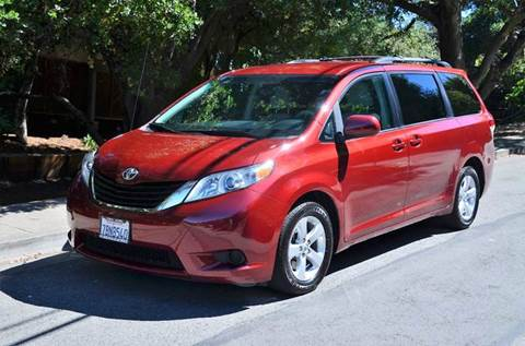 2013 Toyota Sienna for sale at Brand Motors llc - Belmont Lot in Belmont CA