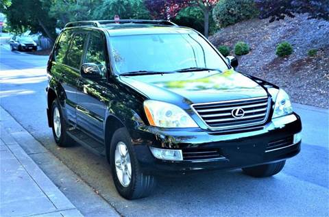 2004 Lexus GX 470 for sale at Brand Motors llc - Belmont Lot in Belmont CA