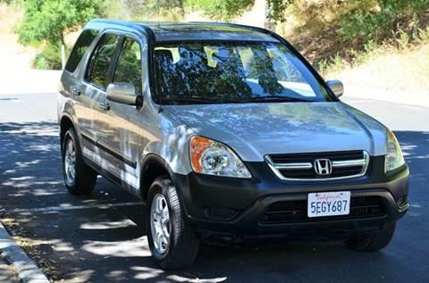 2003 Honda CR-V for sale at Brand Motors llc - Belmont Lot in Belmont CA